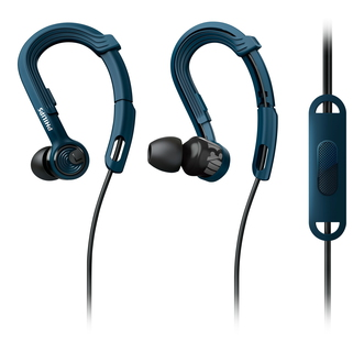 Philips ActionFit SHQ3405BL écouteurs In-Ear Sport - Blue, Noir