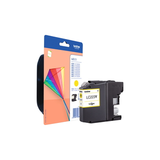 Brother LC-223Y Jaune cartouche d'encre