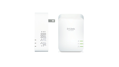 D-Link DHP-601AV Ethernet LAN Wit 2stuk(s) PowerLine-netwerkadapter