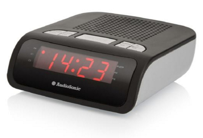 Audiosonic Radio Réveil CL-1459