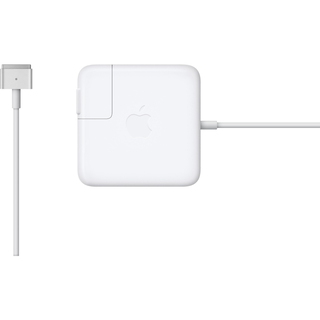 Apple Apple 45W MagSafe 2 Binnen 45W Wit netvoeding & inverter