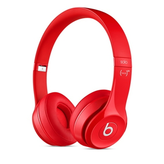 Beats Solo2 Casque - Rouge
