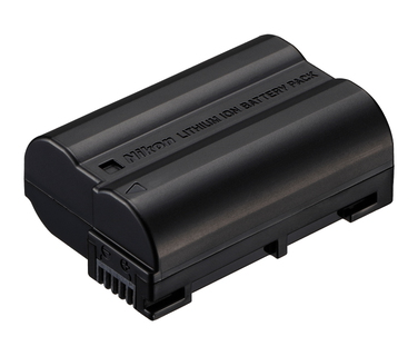 Nikon Nikon Rechargeable Li-ion battery EN-EL15 Lithium-Ion (Li-Ion) 1900mAh 7V batterie rechargeable