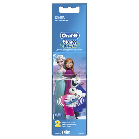 Oral-B Brossettes Stages Power Frozen