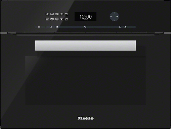 Miele Inbouw oven H 6401 B OBSW