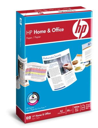 HP HP Home and Office Paper, 500 vel, A4/210 x 297 mm