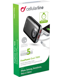 Cellularline 37121 powerbank