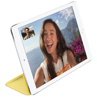 """Apple iPad Air Smart Cover 9.7"""" Hoes Geel"""