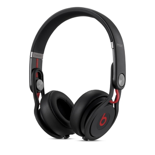 Beats by Dr. Dre Mixr Binaural Casque - Noir