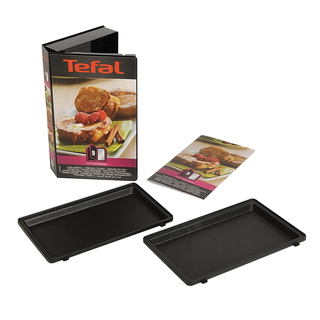 Tefal Platen Snack Collection XA8009