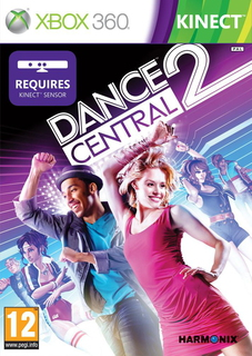 Microsoft Dance Central 2 Xbox 360 Engels