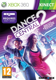 Microsoft Dance Central 2, Xbox 360, PAL, DVD, FRE Xbox 360 Frans video-game
