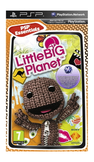 LittleBigPlanet Essentials (PSP)