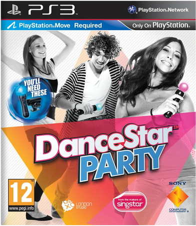Sony DanceStar Party PlayStation 3 Engels