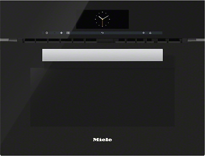 Miele Micro-ondes encastrable H 6800-1 BM OBSW