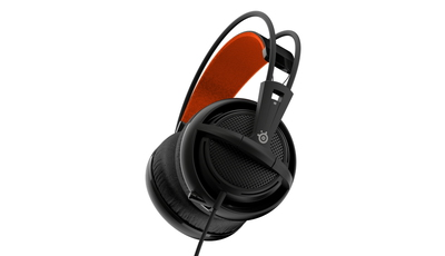 Steelseries Siberia 200 Binaural Bandeau Noir Casque audio