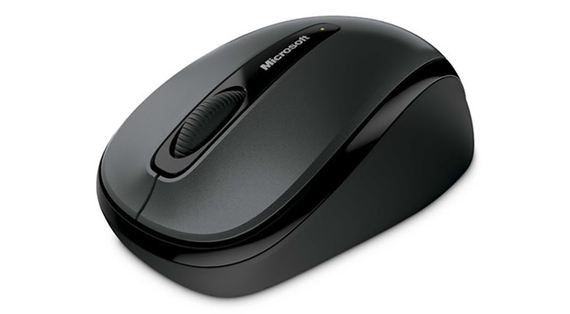 Microsoft Microsoft Wireless Mobile Mouse 3500 RF sans fil BlueTrack 1000DPI Ambidextre Noir souris