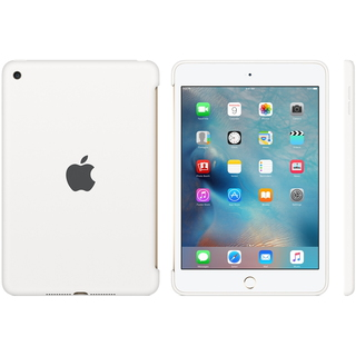 Apple Siliconenhoes voor iPad mini 4 - Wit