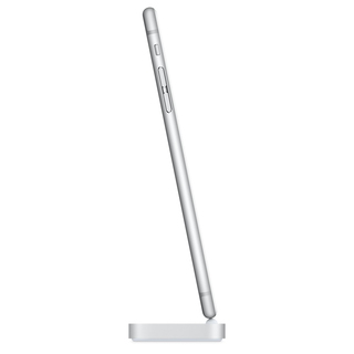 Apple iPhone Lightning Dock - Argent