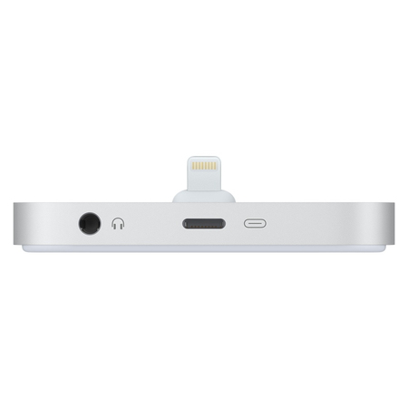 Apple Apple iPhone Lightning Dock - Argent