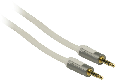 Profigold Profigold PROM3302 2m 3.5mm 3.5mm Wit audio kabel