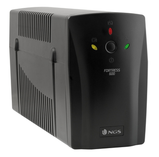 NGS NGS Fortress 600 Noir 2AC outlet