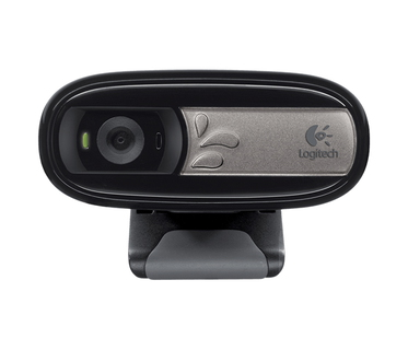 Logitech Logitech C170 5MP 640 x 480Pixels USB 2.0 Zwart webcam
