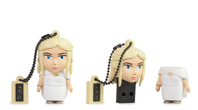 Tribe Tribe 16GB Game of Thrones Daenerys 16GB USB 2.0 Type-A Multi kleuren USB flash drive