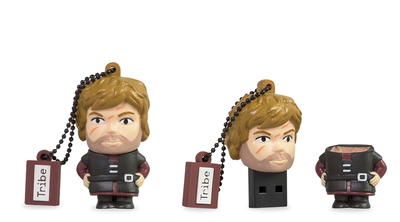 Tribe Tribe 16GB Game of Thrones Tyrion 16GB USB 2.0 Type-A Multi kleuren USB flash drive