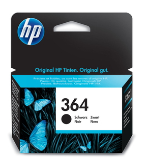 HP 364 zwarte inktcartridge