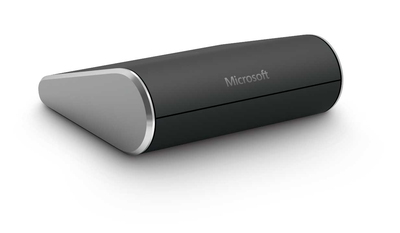 Microsoft Microsoft Wedge Touch Mouse Bluetooth BlueTrack 1000DPI Ambidextre Noir souris