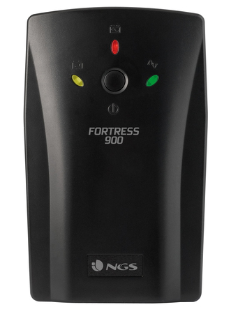 NGS NGS Fortress 900 Noir 2AC outlet
