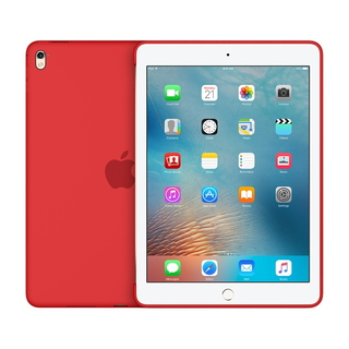 "Apple Siliconenhoes iPad Pro 9.7"" Rood"