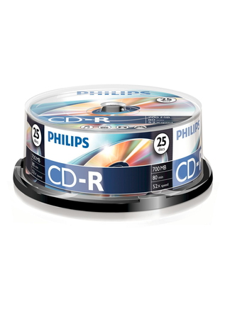Philips Philips CD-R CR7D5NB25/00