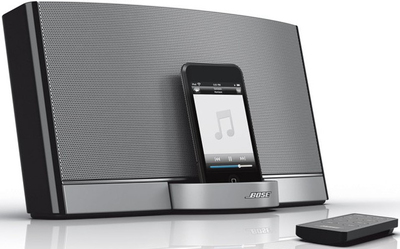 Bose Portable SoundDock Noir