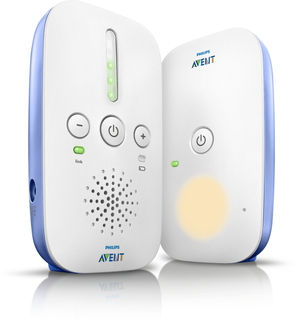 Babyfoon Avent DECT SCD501/00