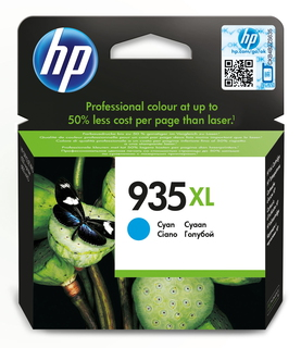 HP HP 935XL originele high-capacity cyaan inktcartridge