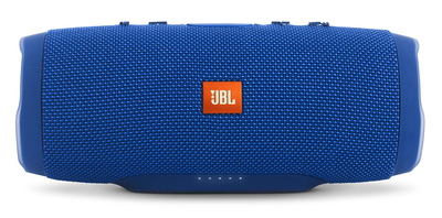 JBL Charge 3 Stereo Bluetooth Speaker - Blauw