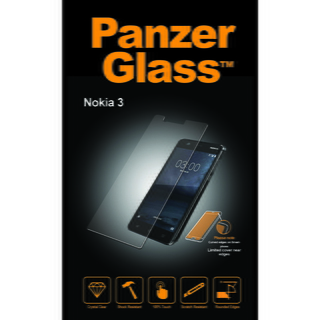 Panzerglass 6752 Protection d'écran transparent Nokia 3
