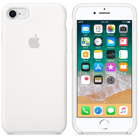 "Apple 4.7"" Coque de protection Blanc"