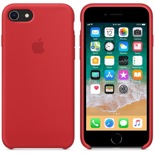 "Apple 4.7"" Skin-hoes Rood"
