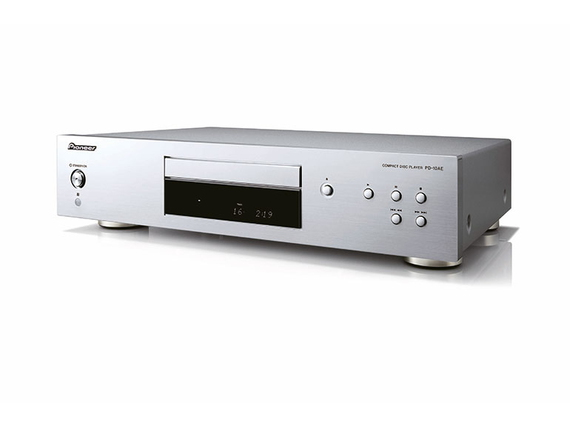 Pioneer PD-10AE Lecteur CD - Argent