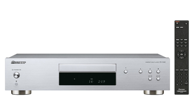 Pioneer PD-10AE CD player - Zilver