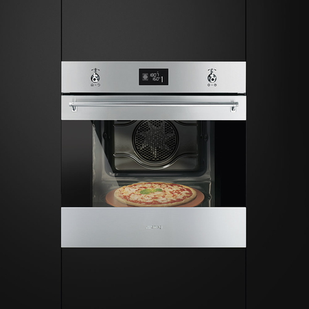 Smeg Four encastrable SF6390XPZE