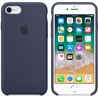 "Apple 4.7"" Skin-hoes Blauw"