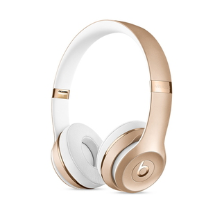 Beats Solo3 Casque Sans Fil - Or