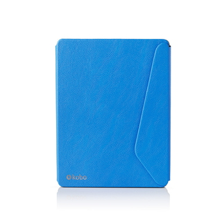 Kobo H2O Sleep Cover Case Bleu