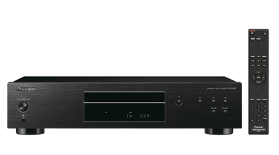 Pioneer PD-10AE CD player - Zwart