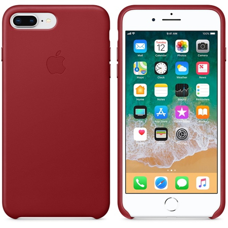 "Apple 5.5"" Coque de protection Rouge"
