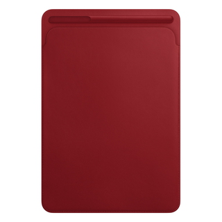 "Apple Étui en cuir iPad Pro 10.5"" Rouge"